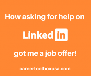 I Asked for Help on LinkedIn and Got a Job Offer