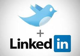 Linked + Twitter
