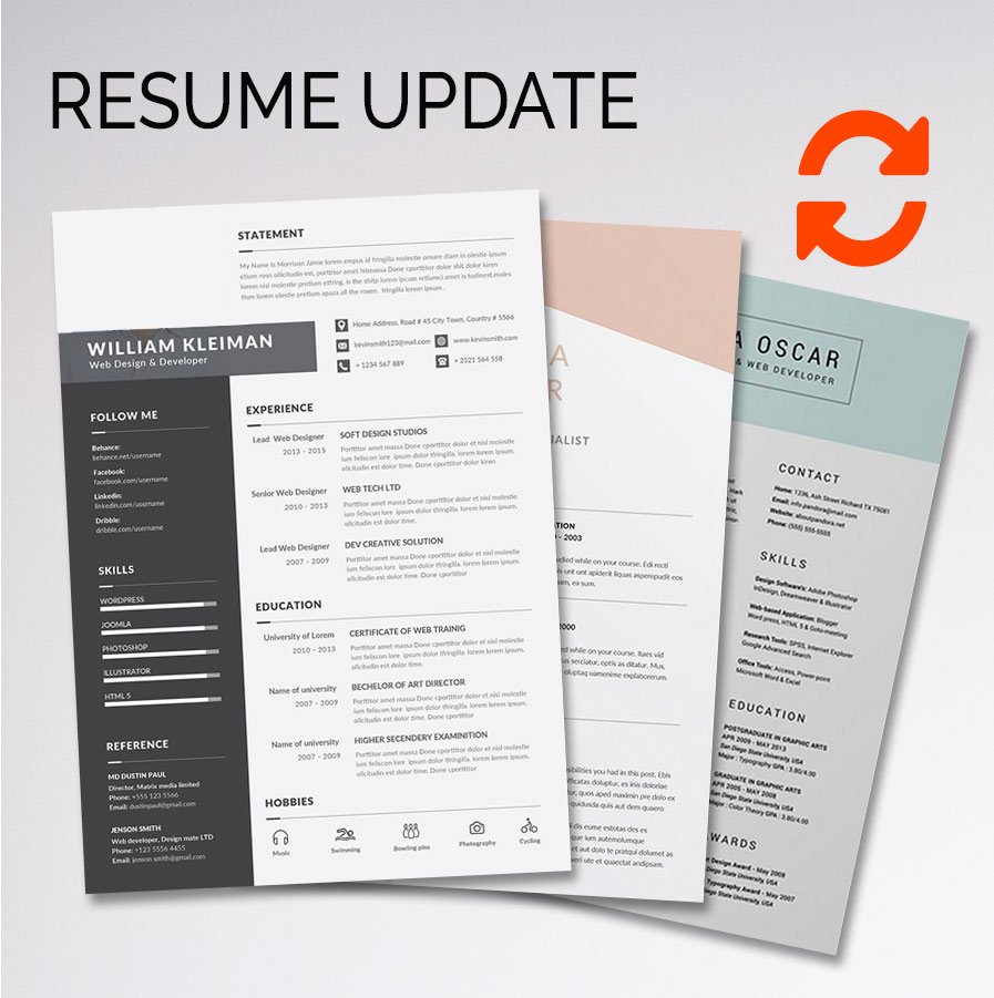 resume update  u2013  399  u2013 career toolbox usa
